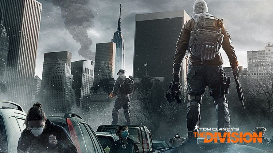 TOM CLANCYS DIVISION tactical shooter action rpg military online (34) wallpaper