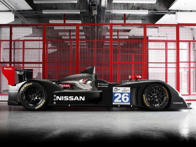 2011 Nissan Signature Race Car Classic Vehicle Racing Japan Le-Mans LMP2 4000x3000 (2) wallpaper