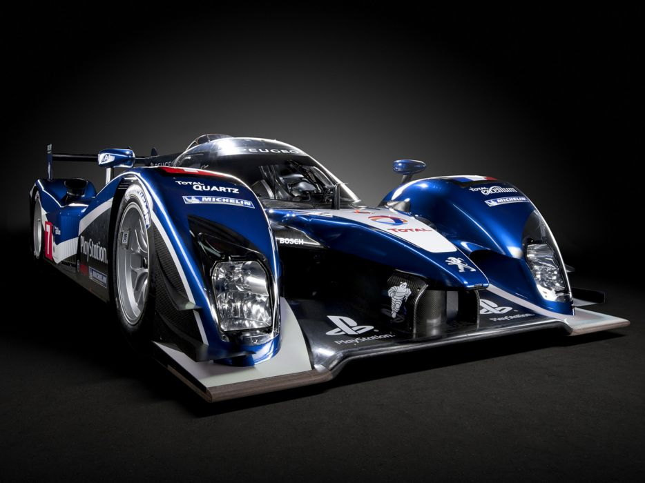 2011 Peugeot 908 Race Car Classic Vehicle Racing France Le-Mans LMP1 4000x3000 (2) wallpaper
