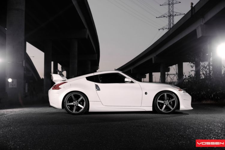 Nissan-370Z wallpaper