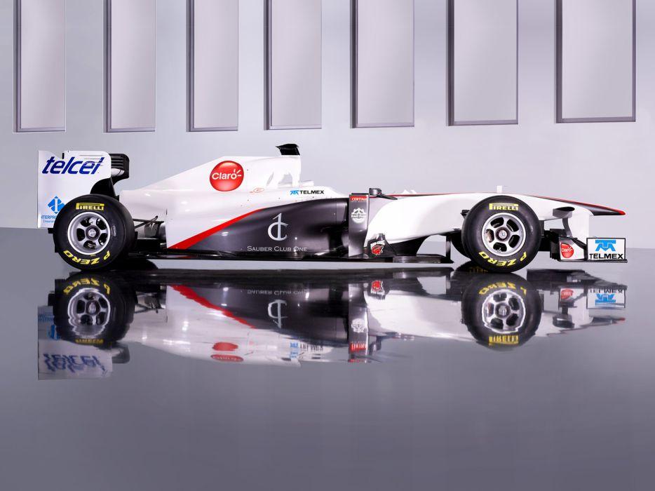2011 Formula-1 Sauber C30 Race Car Racing Vehicle 4000x3000 (3) wallpaper