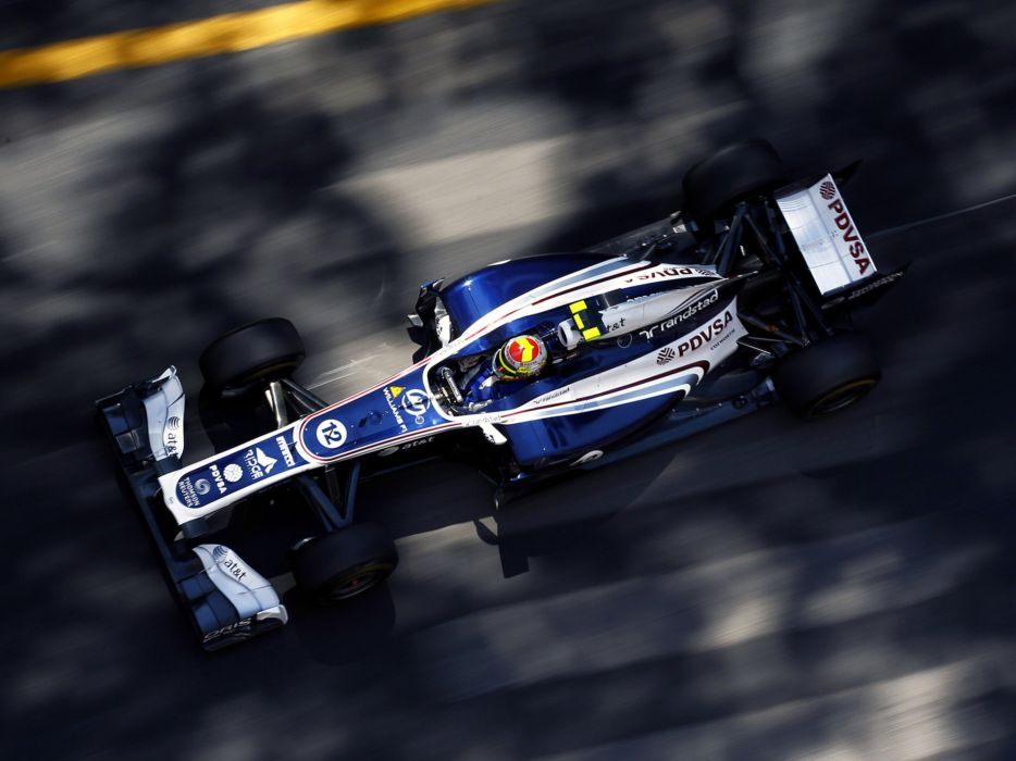 2011 Formula-1 Williams FW33 Race Car Racing Vehicle 4000x3000 (2) wallpaper