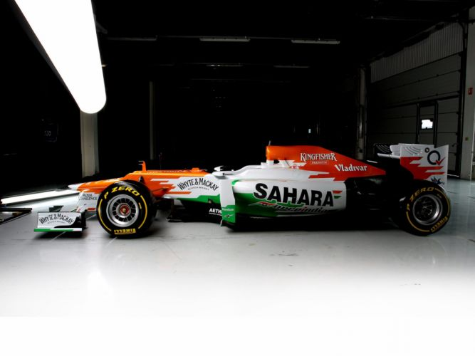 2012 Formula-1 Force India VJM05 Race Car Racing Vehicle 4000x3000 (3) wallpaper