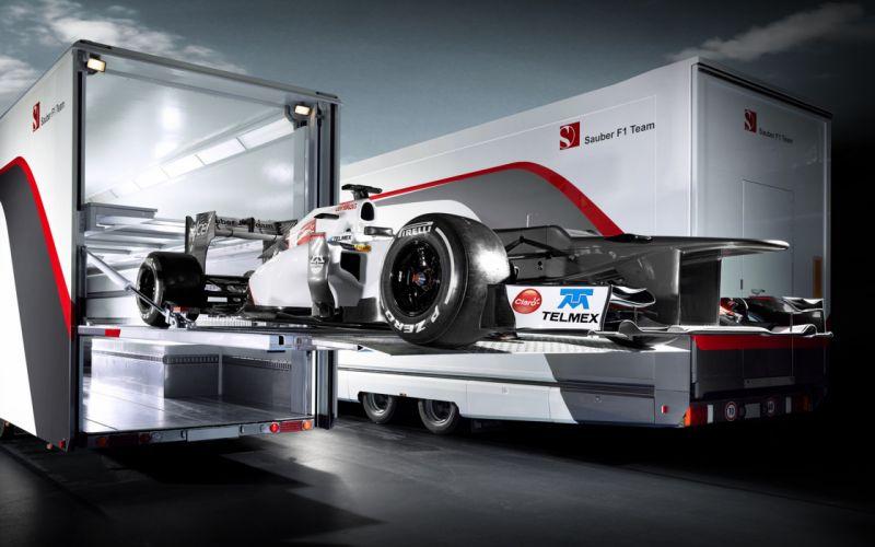 2012 Formula-1 Sauber C31 Race Car Racing Vehicle 4000x2500 (1) wallpaper
