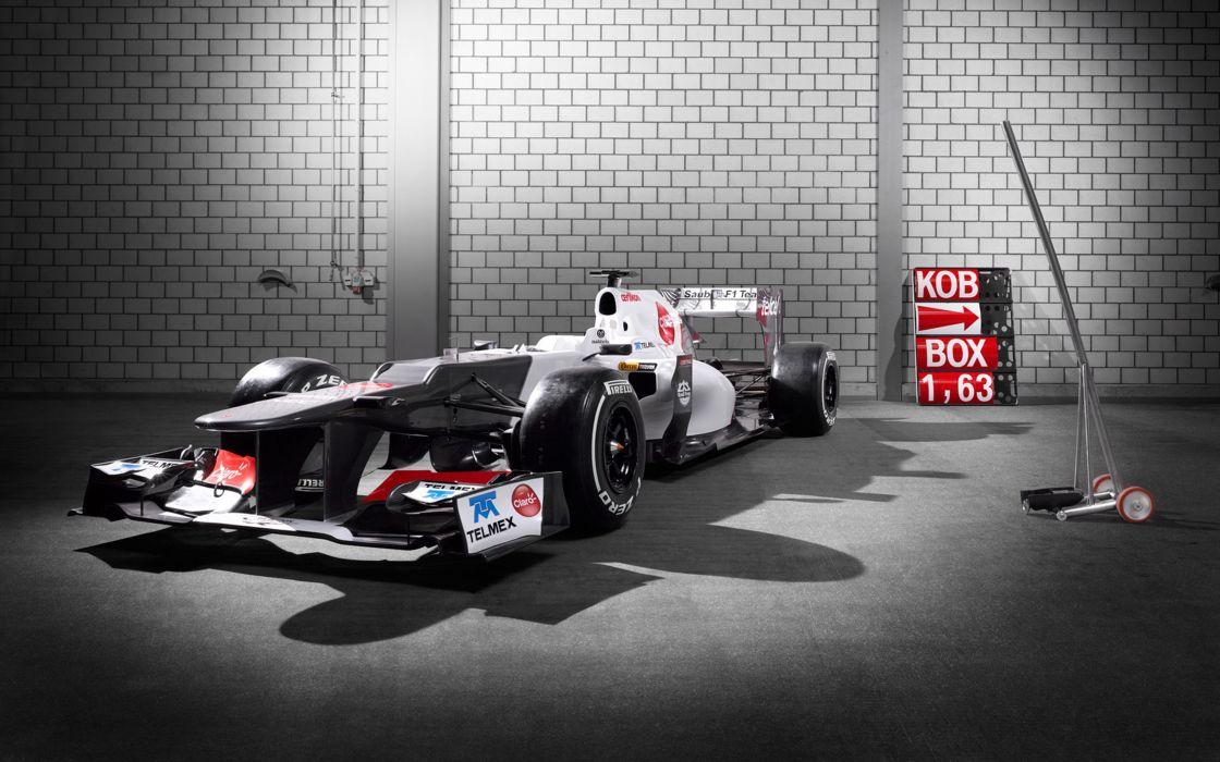 2012 Formula-1 Sauber C31 Race Car Racing Vehicle 4000x2500 (2) wallpaper