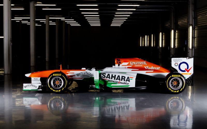 2013 Formula-1 Force India VJM06 Race Car Racing Vehicle 4000x2500 (3) wallpaper