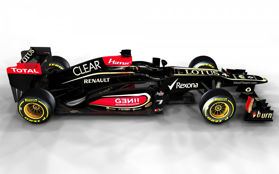 2013 Formula-1 Lotus Renault E21 Race Car Racing Vehicle 4000x2500 (3) wallpaper