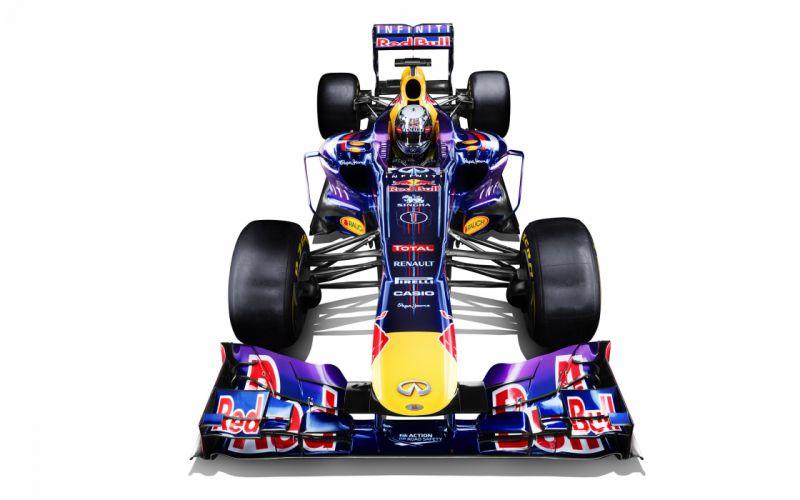 2013 Formula-1 Red-Bull RB9 Race Car Racing Vehicle 4000x2500 (1) wallpaper