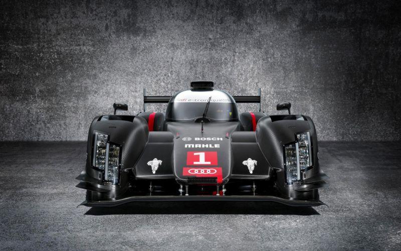 2014 Audi R18E-Tron Quattro Race Car Classic Vehicle Racing Germany Le-Mans LMP1 4000x2500 (3) wallpaper
