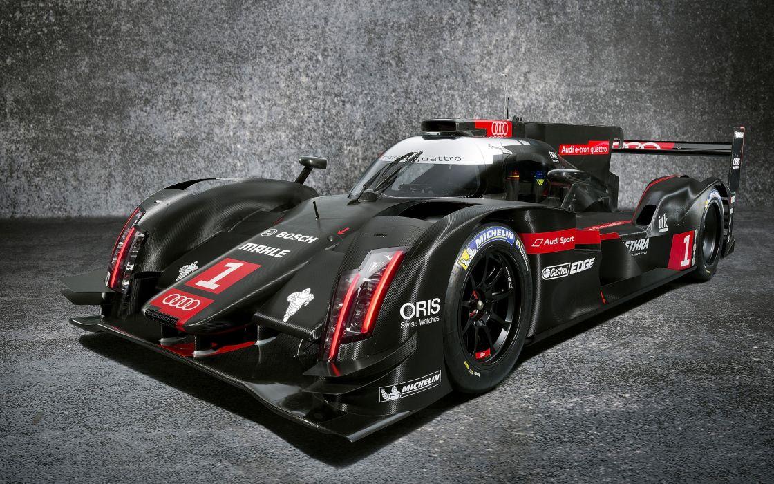 2014 Audi R18E-Tron Quattro Race Car Classic Vehicle Racing Germany Le-Mans LMP1 4000x2500 (2) wallpaper