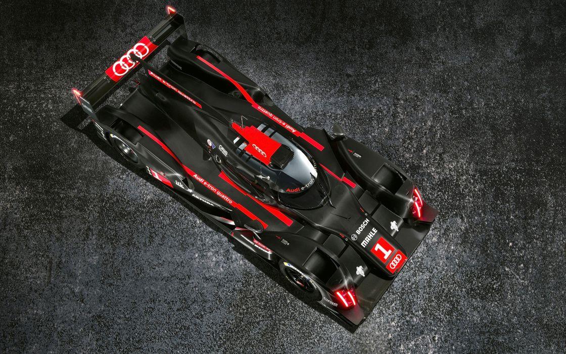 2014 Audi R18E-Tron Quattro Race Car Classic Vehicle Racing Germany Le-Mans LMP1 4000x2500 (4) wallpaper