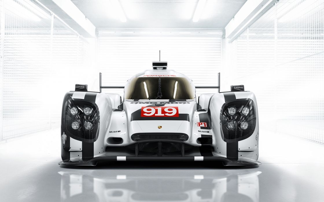 2014 Porsche 919 Hybrid Race Car Classic Vehicle Racing Germany Le-Mans LMP1 4000x2500 (3) wallpaper