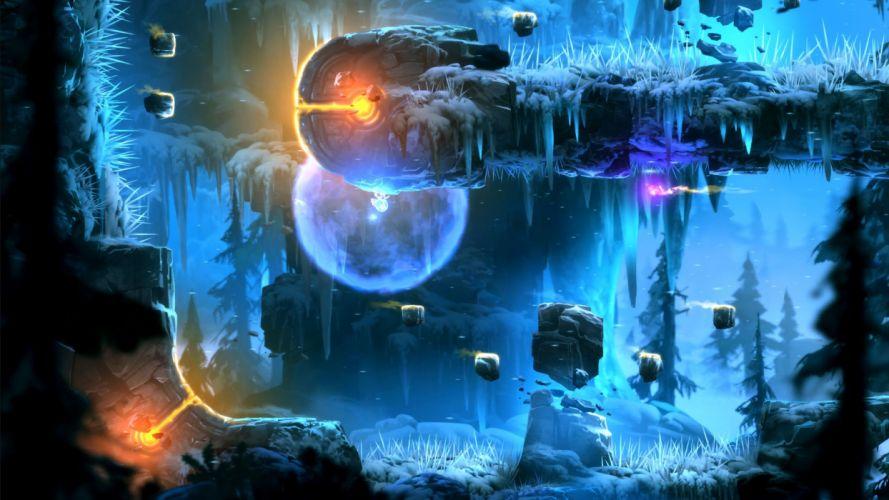 ORI-BLIND-FOREST action adventure rpg fantasy ori blind forest (7) wallpaper