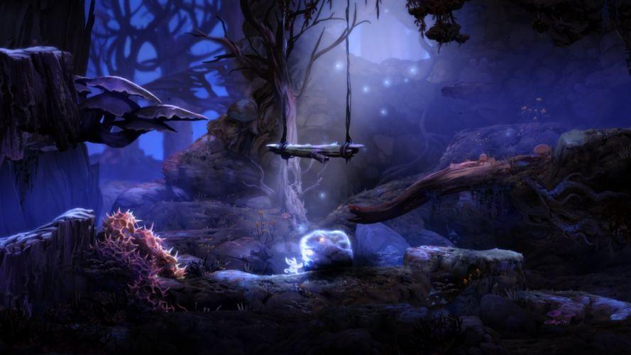 ORI-BLIND-FOREST action adventure rpg fantasy ori blind forest (8) wallpaper