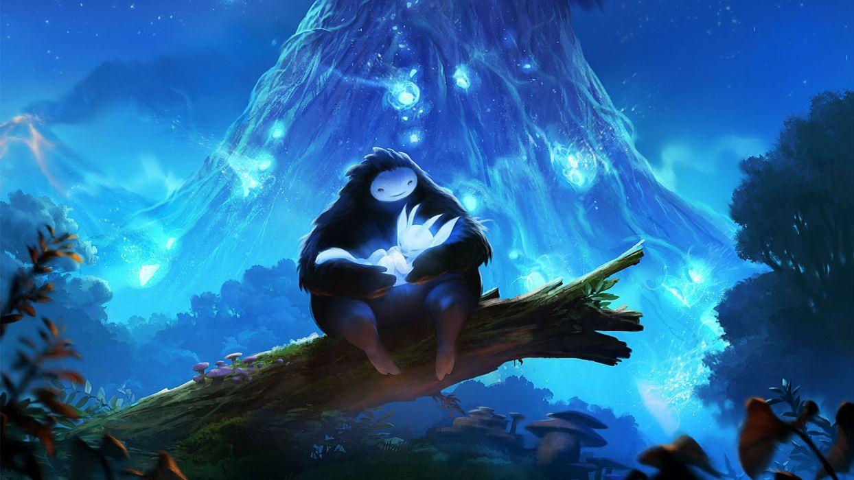 ORI-BLIND-FOREST action adventure rpg fantasy ori blind forest (13) wallpaper