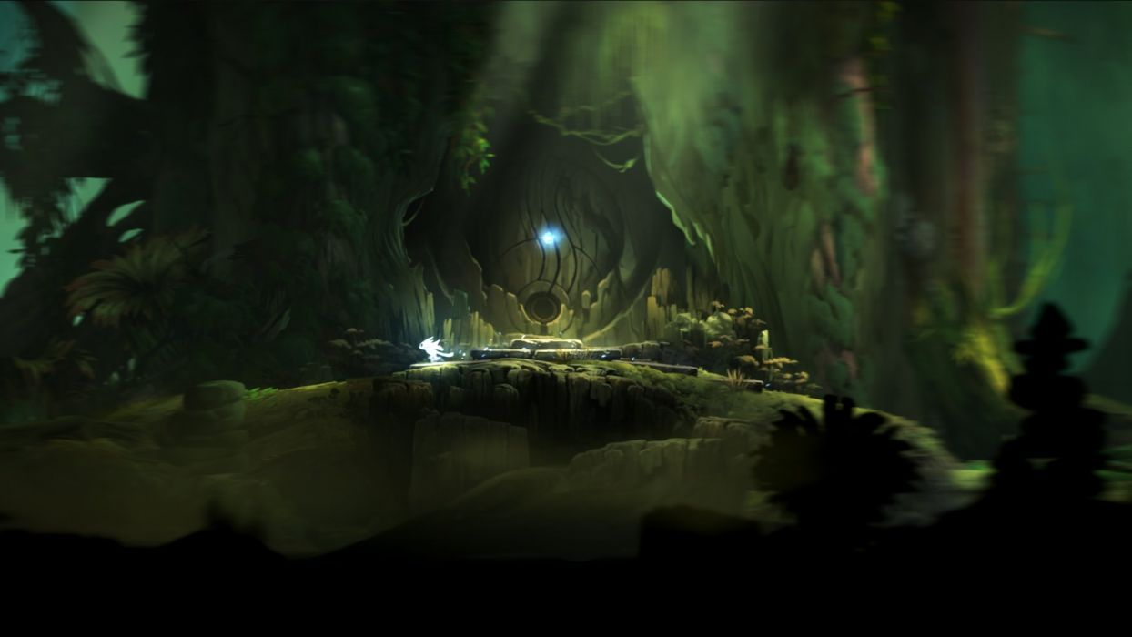 ORI-BLIND-FOREST action adventure rpg fantasy ori blind forest (14) wallpaper