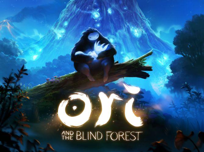zORI-BLIND-FOREST action adventure rpg fantasy ori blind forest (12) wallpaper