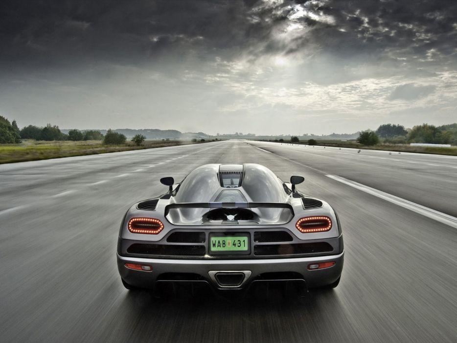 2011 Koenigsegg Agera Car Vehicle Sport Supercar Sportcar Supersport  4000x3000 (10) Wallpaper