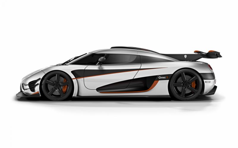 2014 Koenigsegg Agera One Car Vehicle Sport Supercar Sportcar Supersport 4000x3000 (3) wallpaper