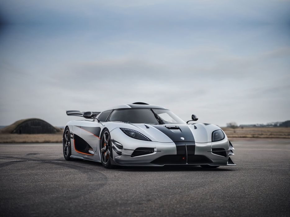 2014 Koenigsegg Agera One Car Vehicle Sport Supercar Sportcar Supersport 4000x3000 (5) wallpaper