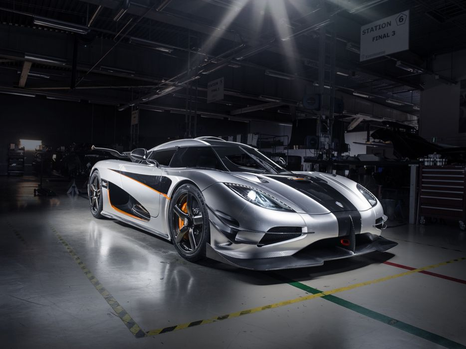 2014 Koenigsegg Agera One Car Vehicle Sport Supercar Sportcar Supersport 4000x3000 (9) wallpaper