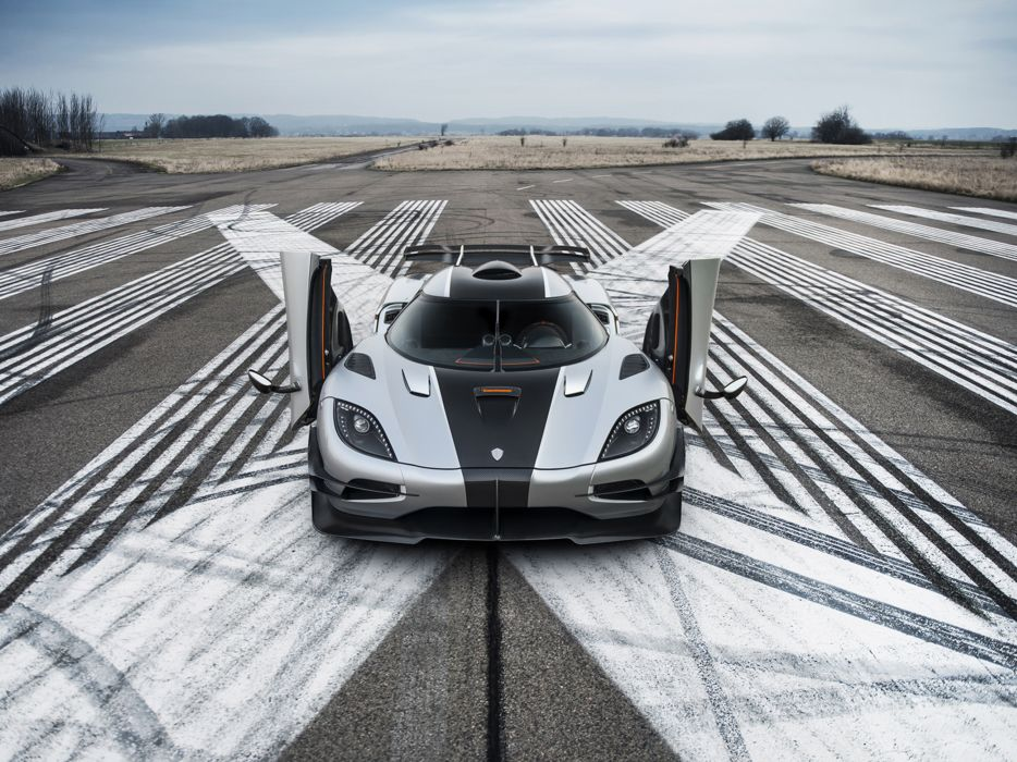 2014 Koenigsegg Agera One Car Vehicle Sport Supercar Sportcar Supersport 4000x3000 (7) wallpaper