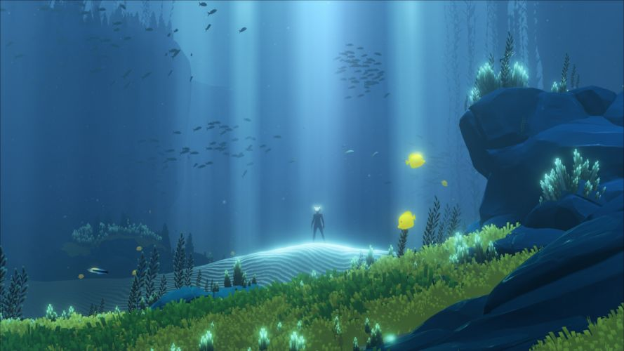 ABZU adventure cartoon underwater family fantasy (4) wallpaper