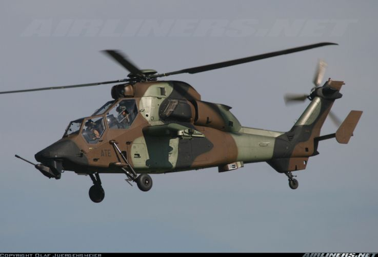 Helicopter Aircraft Vehicle Military Army Attack Eurocopter Tiger 4000x2700 (2) wallpaper