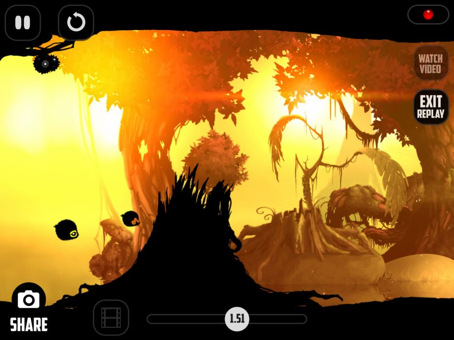 BADLAND action adventure tablet ipad android google family fantasy phone sci-fi (4)_PNG wallpaper