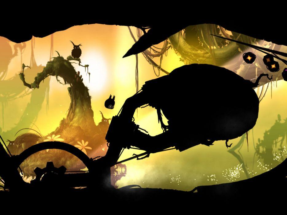 BADLAND action adventure tablet ipad android google family fantasy phone sci-fi (8) wallpaper