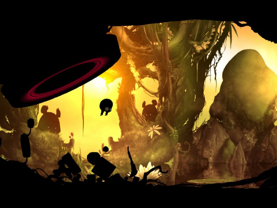 BADLAND action adventure tablet ipad android google family fantasy phone sci-fi (7) wallpaper
