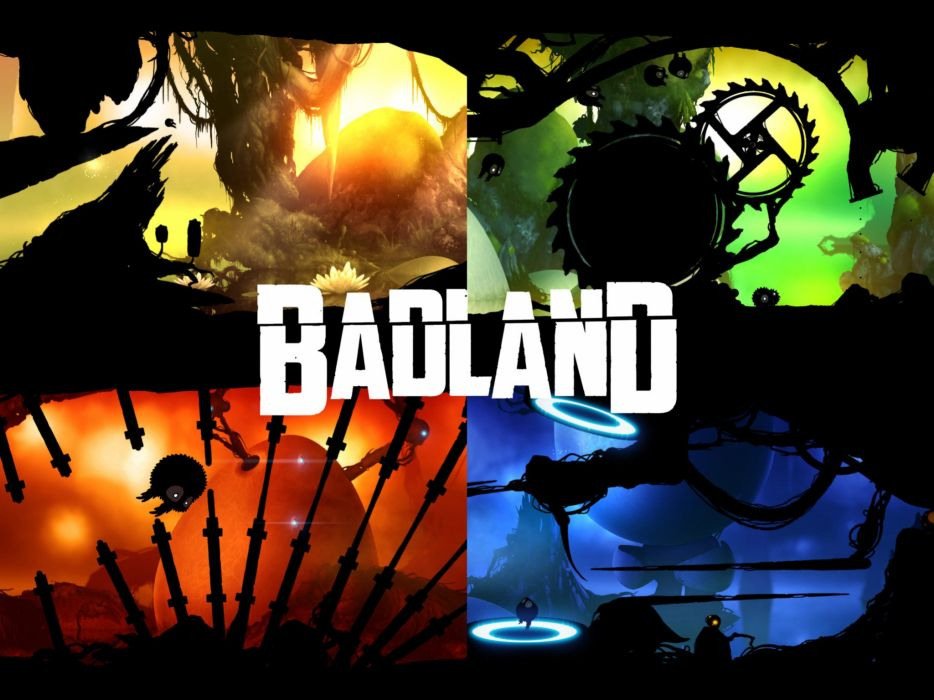 BADLAND action adventure tablet ipad android google family fantasy phone sci-fi (12) wallpaper