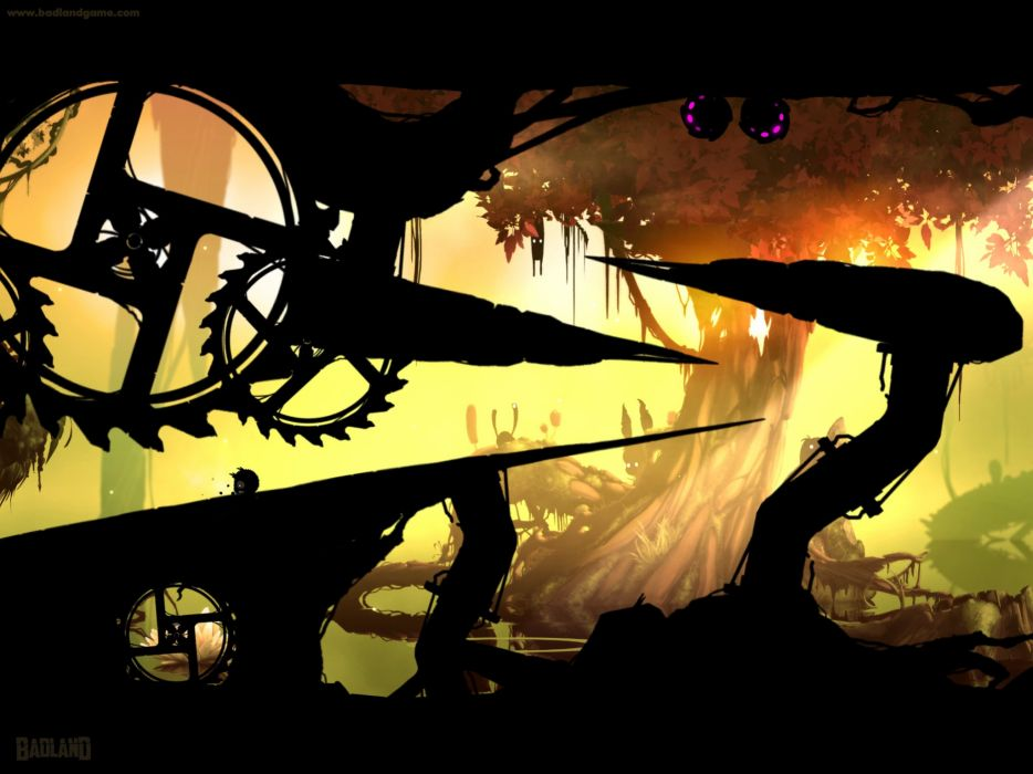BADLAND action adventure tablet ipad android google family fantasy phone sci-fi (16) wallpaper
