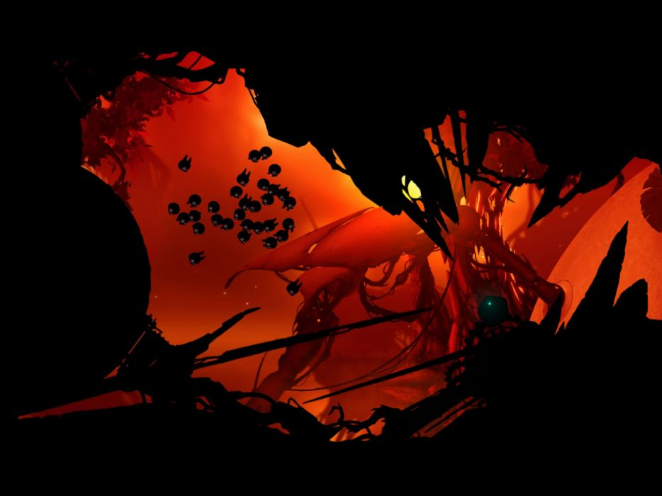 BADLAND action adventure tablet ipad android google family fantasy phone sci-fi (20) wallpaper