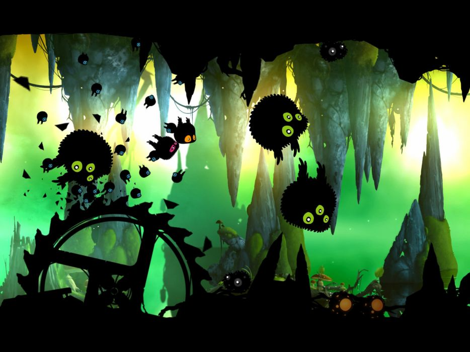 BADLAND action adventure tablet ipad android google family fantasy phone sci-fi (31) wallpaper