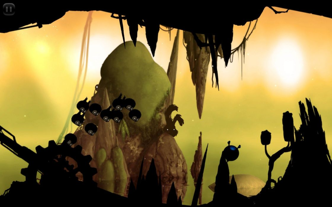 BADLAND action adventure tablet ipad android google family fantasy phone sci-fi (40) wallpaper