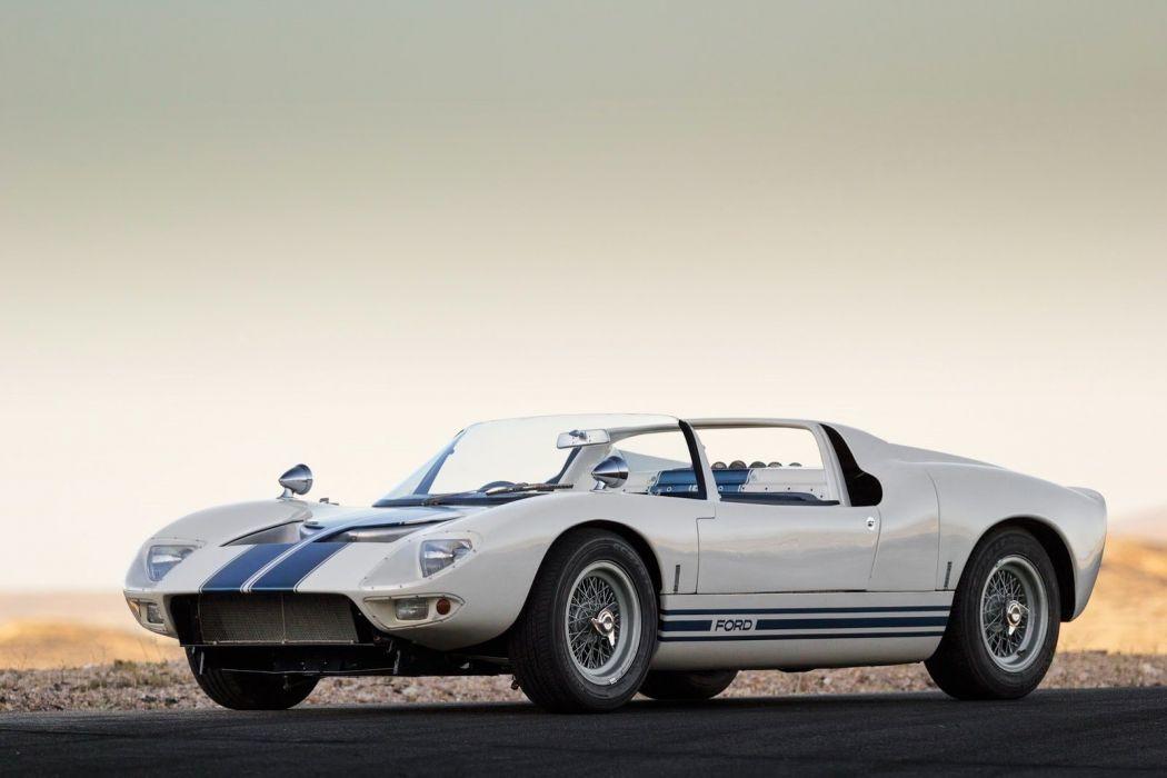 1965-Ford-GT40-roadster-prototype wallpaper