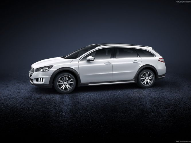 2014-Peugeot-508-RXH wallpaper