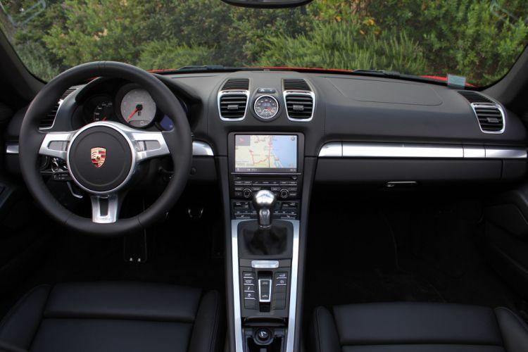 2012-Porsche-Boxster wallpaper