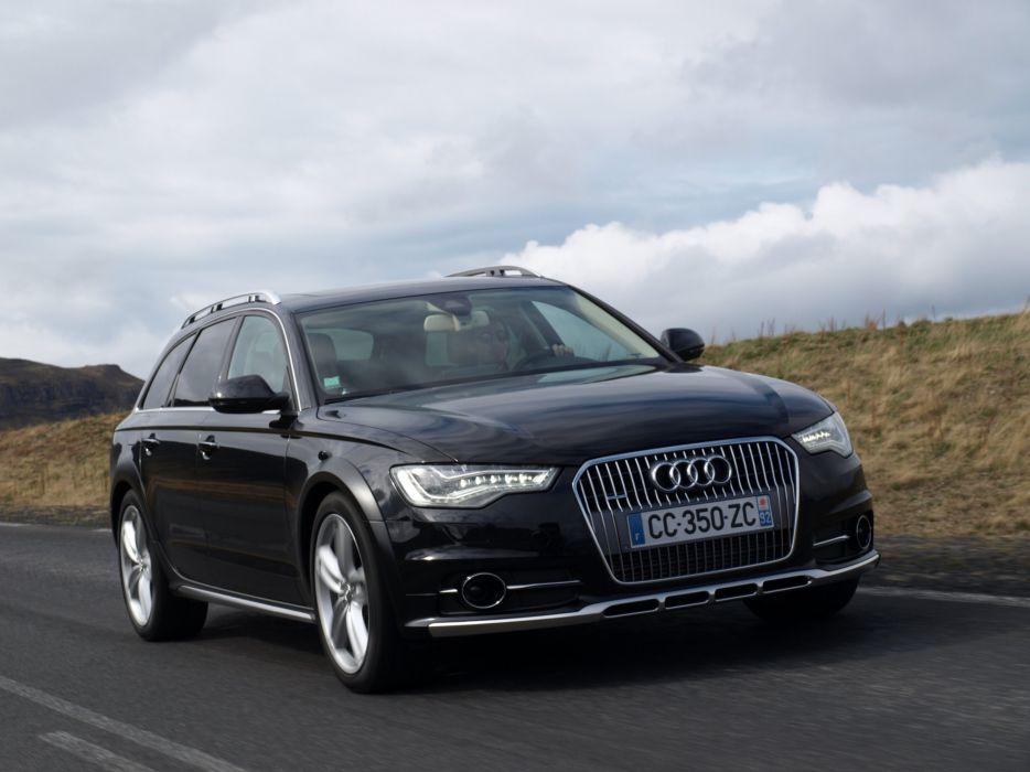 2012-Audi-A6-Allroad wallpaper