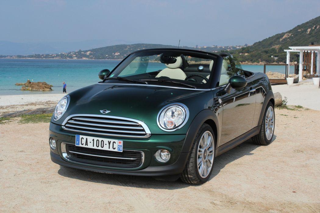 2012-Mini-Cooper-Roadster wallpaper