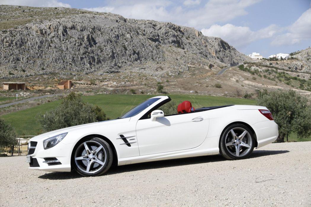 2012-Mercedes-SL-500-R231 wallpaper