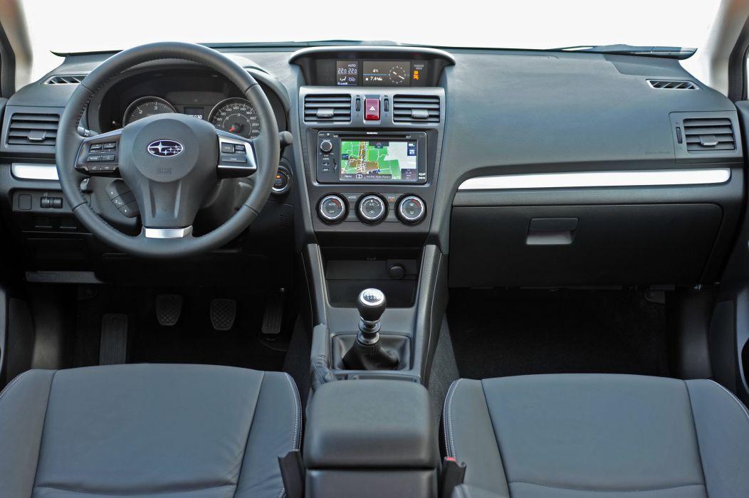 2012-Subaru-XV wallpaper