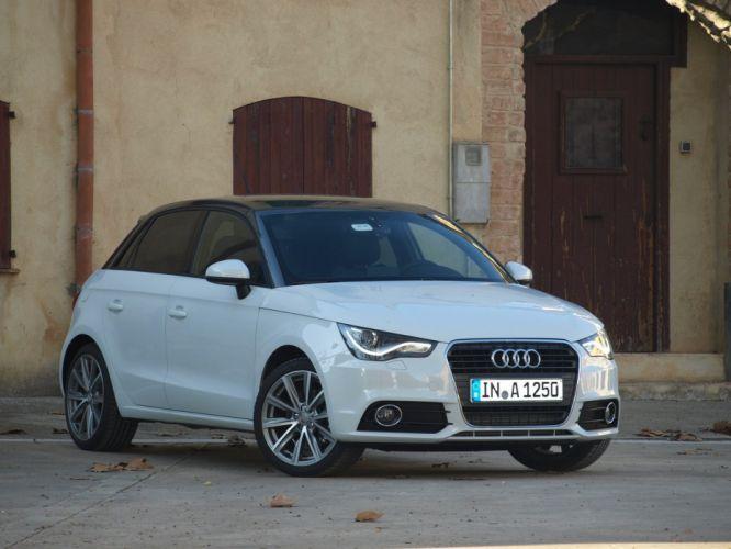 2012-Audi-A1-Sportback wallpaper