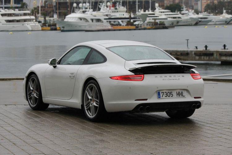 2012-Porsche-Type-991 wallpaper