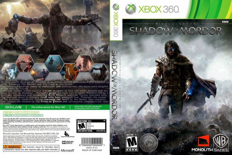 MIDDLE EARTH SHADOW MORDOR action adventure fantasy lotr lord rings warrior online (2) wallpaper