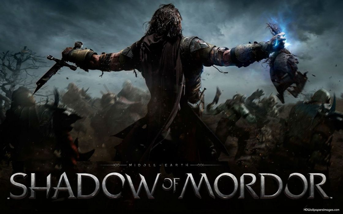 MIDDLE EARTH SHADOW MORDOR action adventure fantasy lotr lord rings warrior online (17) wallpaper