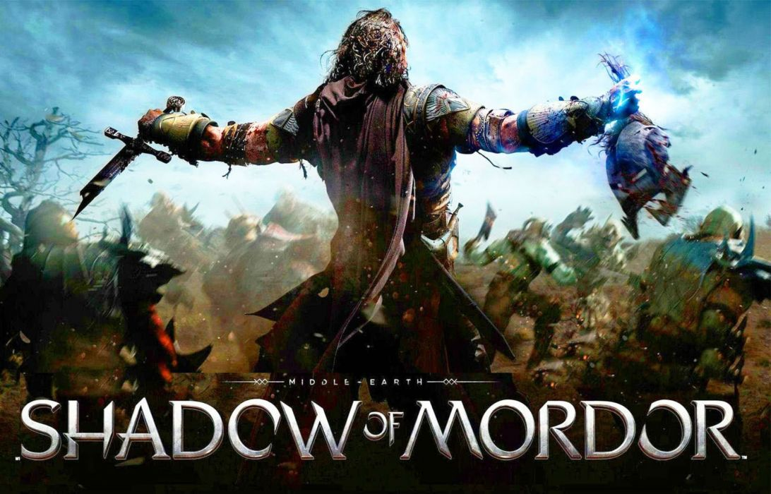 MIDDLE EARTH SHADOW MORDOR action adventure fantasy lotr lord rings warrior online (24) wallpaper