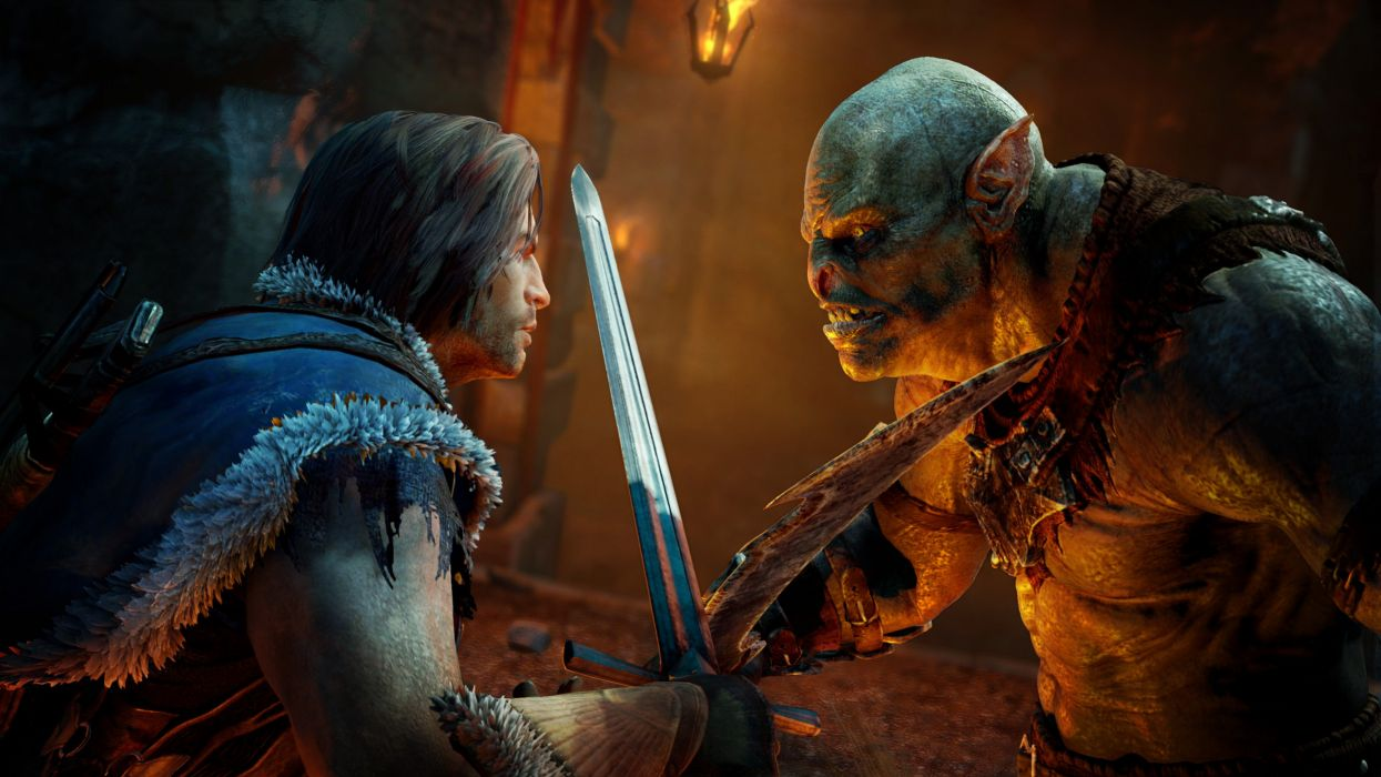 MIDDLE EARTH SHADOW MORDOR action adventure fantasy lotr lord rings warrior online (29) wallpaper