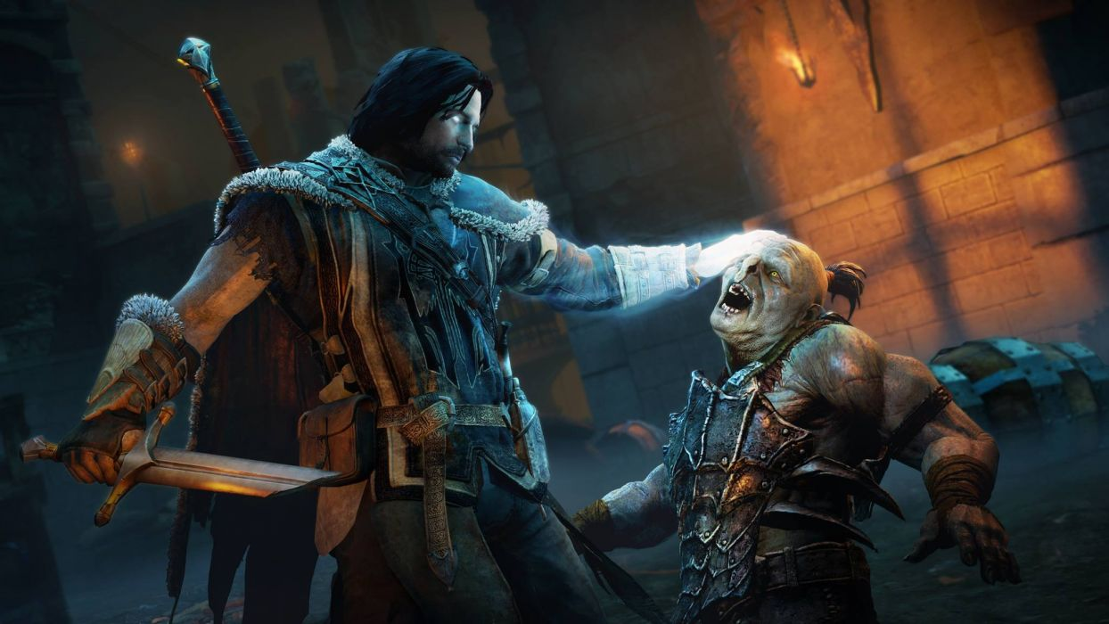 MIDDLE EARTH SHADOW MORDOR action adventure fantasy lotr lord rings warrior online (36) wallpaper